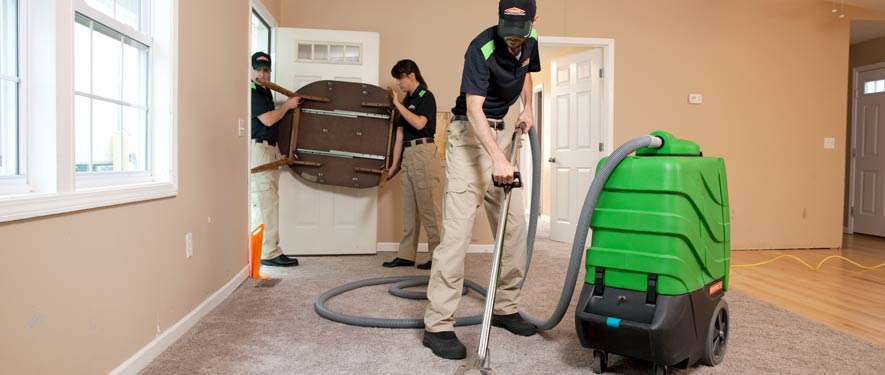 Garden Grove, CA residential restoration cleaning